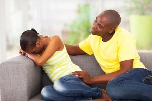 Distressed Couple
